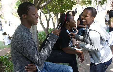 Namibia: Africa's mobile youth drive change | Mushroom cultivation in The Third World | Scoop.it
