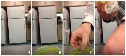What happens when you livestream your office fridge on Periscope | Wakefulness | Scoop.it