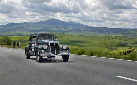 Mille Miglia: dispatches from the road | Le Marche another Italy | Scoop.it