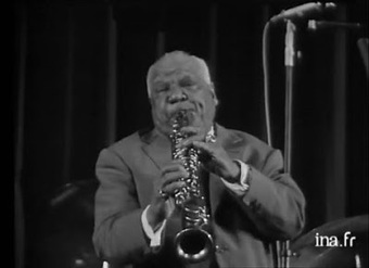 Jazz Plus Plus: Festival de Jazz de Cannes 1958: Sidney Bechet | Jazz Plus | Scoop.it
