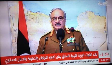 General Hafter announces coup; politicians react with scorn, order his arrest | Saif al Islam | Scoop.it