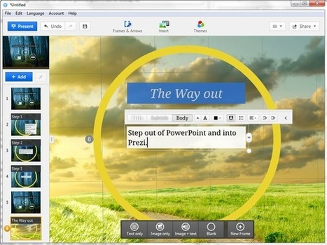 Prezi Desktop review: Animate your presentations, even when you're away from ... - PCWorld | Serial Presenter | Scoop.it