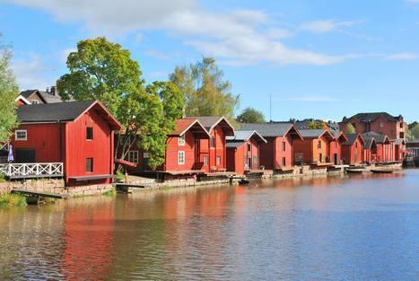 Uula Color I Peintures Finlandaises de Tradition pour le Bois | Peinture écologique à l'huile de lin | Scoop.it