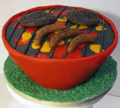 Barbeque Cake | Anything, mainly re-scooped things from friends | Scoop.it