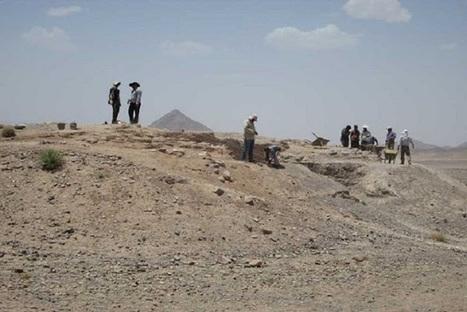Sassanid structures uncovered in Takestan | Centro de Estudios Artísticos Elba | Scoop.it