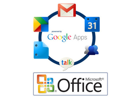 Cinco aplicaciones con las que sincronizar Microsoft Office y Google Apps | Vicens | Scoop.it