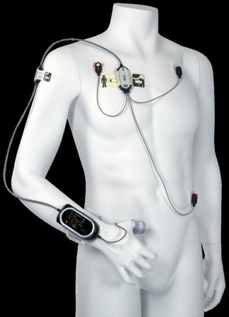 Wearable ViSi Mobile System lets doctors wirelessly monitor patients | Longevity science | Scoop.it