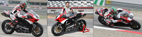 Ducshop Racing - 2012 AMA Pro GoPro Daytona Sportbike Championship | Help! | Ductalk Ducati News | Scoop.it