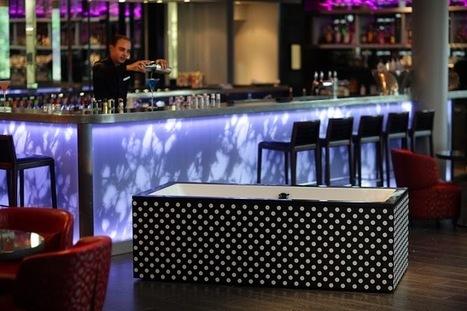 « Bath Bar by Aquamass Design » decodesign / Décoration | L'agenda Déco - architecture | Scoop.it