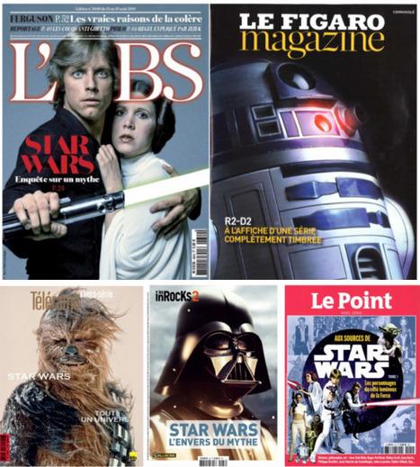 Star Wars 7: l'orchestre médiatique joue «La Marche promotionnelle»   DocPresseESJ   Scoop.it