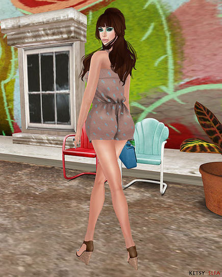 Second Life Fashion Addict: Hair Fair - I Can See Your Halo | SL Fashion Addicts Anonymous | Scoop.it