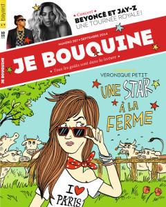 Je Bouquine n°367 - Septembre 2014 | Nouveautés du CDI | Scoop.it