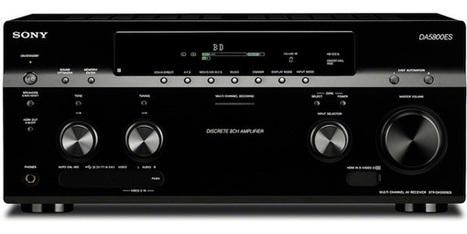 Il y a une box domotique dans les nouveaux amplis home cinema Sony | Robotique Domestique | Scoop.it