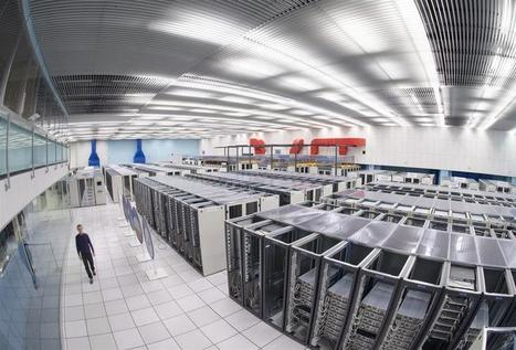 Data centers becoming more energy efficient, thanks in part to cloud computing | Cloud Central | Scoop.it
