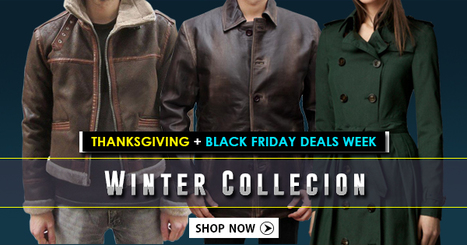 ►Best Black Friday Winter Jackets Sale◄ | CELEBRITY OUTFITS | Scoop.it