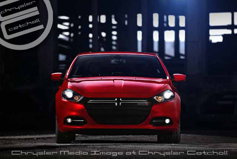2012 Fiat 500, 2013 Dodge Dart and 2012 Jeep® Patriot Named to ...   Concept Cars, and new arrivals   Scoop.it