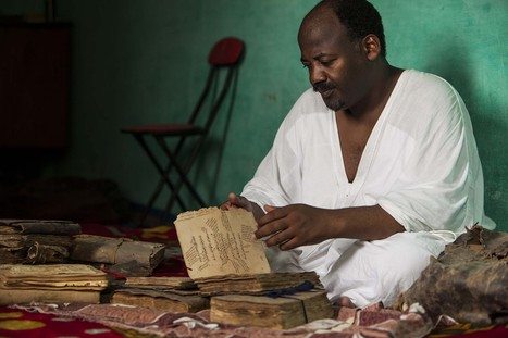 The Brave Sage of Timbuktu: Abdel Kader Haidara | Librarysoul | Scoop.it