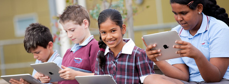 iPads in Education | Case Studies | St. Patrick's Professional Learning Network | Scoop.it