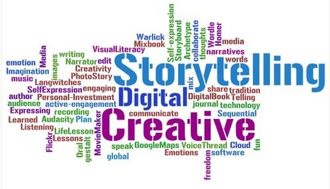 Pillole 2.0 – Digital Storytelling - la scuola sul web - Seneta.it | Storytelling aziendale | Scoop.it