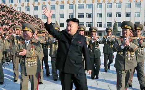 North Korean army 'split' over Kim Jong-un - Telegraph | Random interesting | Scoop.it