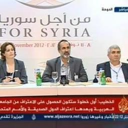 Nov15: #Syria As new Opposition forms at #Qatar meeting, #Israel finally loses patience & returns fire to Syria | Egyptday1 | Scoop.it
