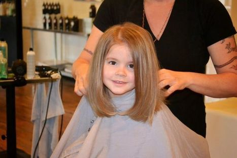 25 Little Girl Hairstyles you can do YOURSELF!   hairsalonforkids   Scoop.it