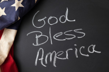 My country 'tis of thee: Evangelicals score highest on patriotism - Religion News Service | Law and Religion | Scoop.it