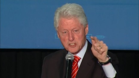 Bill Clinton was interrupted by Black Lives Matter Activists. He did not respond well.   Police Problems and Policy   Scoop.it