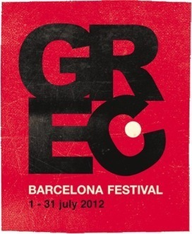 Le Festival Grec 2012 | Barcelona Life | Scoop.it