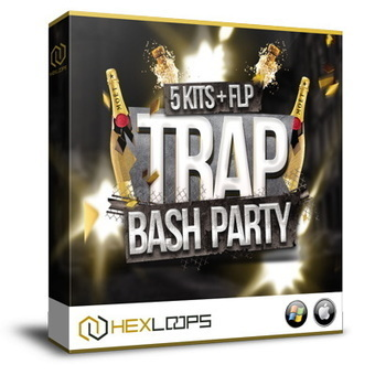 Trap Bash Party - Trap Construction Kits, MIDI, FL Studio | FL Studio Sound Packs - Hex Loops | Scoop.it