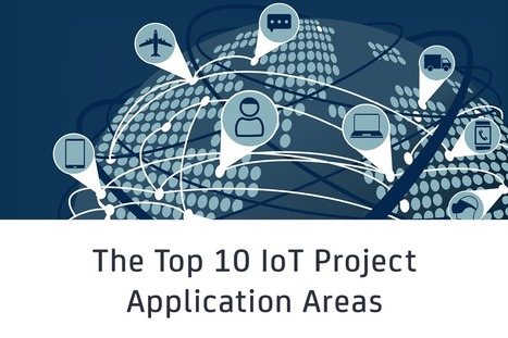 The top 10 IoT application areas – based on real IoT projects | Utilities business & knowledge | Scoop.it