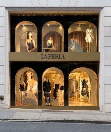 La Perla dévoile sa boutique rénovée de Madison Avenue   Retail Intelligence®   Scoop.it