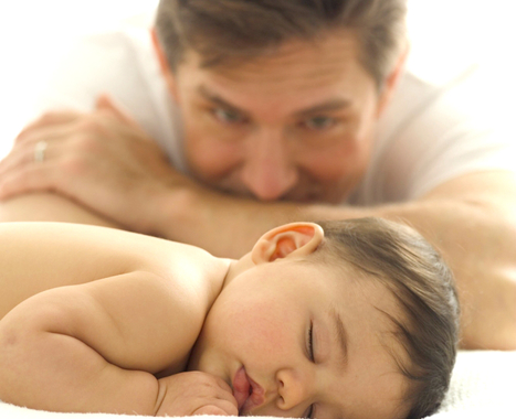Fathers, More than Mothers, Shape a Child's Personality | omnia mea mecum fero | Scoop.it
