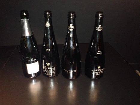 #Champagne popping again in #London restos | Vitabella Wine Daily Gossip | Scoop.it