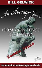 Average Joe's Common Sense Guide: Two Down, Twenty or So To Go | Self Publishing | Scoop.it