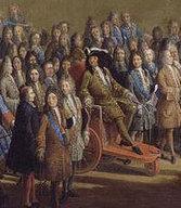 1er septembre 1715 mort de Louis XIV - Château de Versailles   Racines de l'Art   Scoop.it