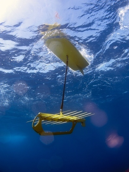 Surfboard-Sized Drones Crossing Pacific to Monitor Sea - Our Amazing Planet | Robots and Robotics | Scoop.it