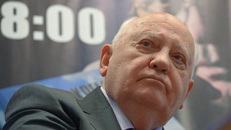 Gorbachev blames war in Ukraine on Perestroika failure and USSR breakup | Global politics | Scoop.it