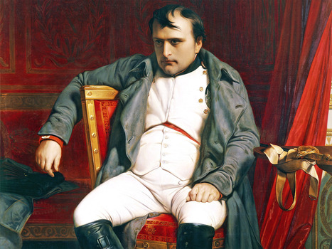 Defeated and inglorious? Why is Napoleon not treated with more respect in France? | Napoleon Bonaparte - Emperor of the French | Scoop.it