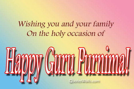 Guru Purnima Greeings SMS | Quotes Wallpapers | Scoop.it