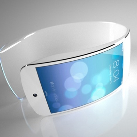 New iWatch Concept Sports Sleek Design | Technology Wows | Scoop.it