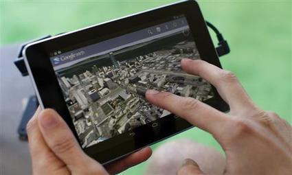 Google va lancer un service de géolocalisation des téléphones et tablettes perdus | Mobilité | Scoop.it
