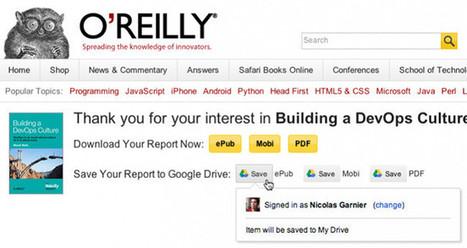Google lanza un botón para guardar archivos de la Web directamente en Drive | Xarxes socials | Scoop.it