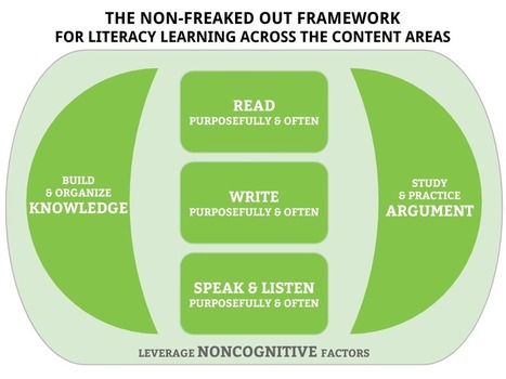 How to Use the Non-Freaked Out Framework for Personal PD: A Case Study - Dave Stuart Jr. | AdLit | Scoop.it