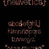 Typoholic Anonymous – Typography Addiction