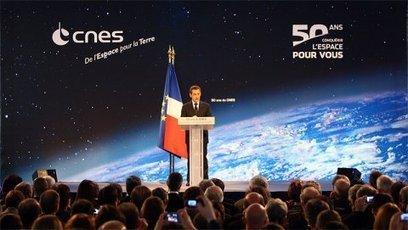 A Toulouse, Nicolas Sarkozy défend la filière spatiale et le nucléaire | Toulouse La Ville Rose | Scoop.it
