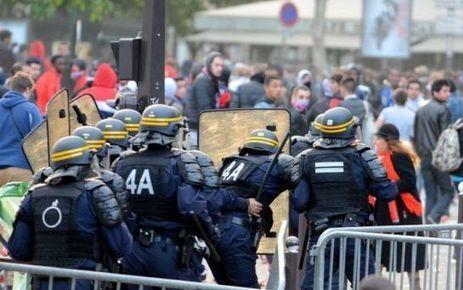 VIDEO. Débordements au Trocadéro : la police et le PSG ont sous-estimé les risques | violence et société | Scoop.it
