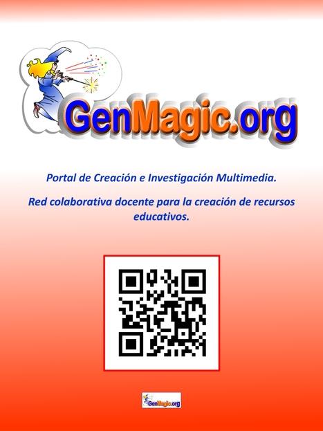 TALLERES Y PONENCIAS DE GENMAGIC EN EXPODIDÁCTICA-AULATAC - genmagic | Revista GenMagic | Scoop.it