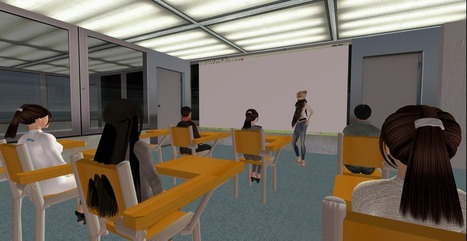 Monash University's virtual Chinese themed island in Second Life | Musings on the Metaverse | Scoop.it