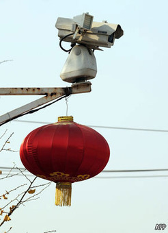 Video surveillance: I spy, with my  big eye | Comparative Government and Politics | Scoop.it